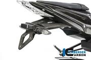 Ilmberger Gloss Carbon Fibre Tail Tidy Number Plate Holder Bmw S1000rr Hp4 2014