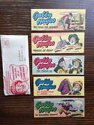 Gabby Hayes Five Mini Comic Books And Envelope Quaker Cereal Promo Giveaway