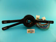 Fiat 127 Headlight Turn Signal/light And Wash Wipersteering Column Switchnew