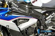 Ilmberger Gloss Carbon Fibre Left Right Frame Covers Protectors Bmw S1000rr 2016