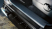 Genuine Tacoma 2017 Double Cab Door Sill Protector Pt74735161 Accessory 4pc Set