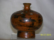 Jacques Blin Listed Master French Ceramist Original Art Pottery Mid-Century Vase
