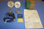 Nos Gm 60 61 62 63 Corvair W/auto Trans Reverse Back Up Light Lamp Kit 988077