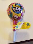 Pikmi Pops- Brand New 4 Available Pop. Scented Flavor With Pouch Toy.