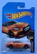 Hot Wheels Nissan Skyline Gt-r Gtr R35 Gran Need Speed Gt V Nismo Jdm Oem
