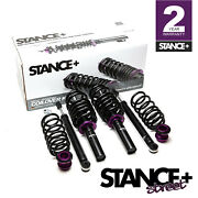 Stance+ Street Coilovers Suspension Kit Audi A5 B8 4wd Quattro 3dr Coupe 07-16
