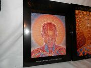 Visions By Alex Grey 2003, In Wooden Box, Two Signed Book With 6 Signed Prints