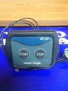 Volvo Penta Monitor Control Panel Evc-a Part 874461 For D4 D6 D12 Engines