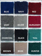Boat Marine Grade Carpet 20 Oz 8 X18 Choose Color New