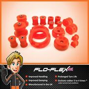 Ford Sierra Cosworth Sapphire Suspension Bushes Front And Rear Kit In Poly