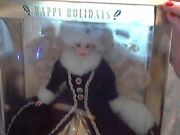 1996 Holiday Barbie In Box Never Opened