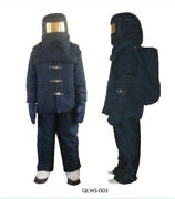 Qlwx-003 Thermal Radiation 1000 Degree Heat Insulation Fire Proximity Suit