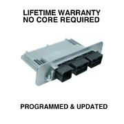 Engine Computer Programmed/updated 2010 Ford Van Ac2a-12a650-pb Sfp1 5.4l Pcm