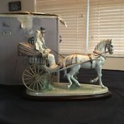 Lladro - Love And Marriage 1802 Retired Limited 1 Of 1500