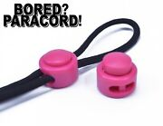 Pink Cord Locks - Great For Paracord