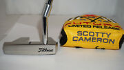 Scotty Cameron New 2014 Futura X5 H-14 Racing Limited Holiday Putter 711rg34c
