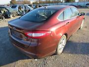 2013 2014 Ford Fusion Complete Rear Clip Assembly