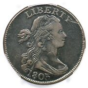 1803 S-265 R-4 Lg Date Lg Frac Pcgs Xf Details Draped Bust Large Cent Coin 1c