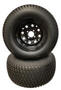 Set 2 23x10.50-12 Scag Turf Tiger Replacement Wheels And Tires Wheel Tire Set