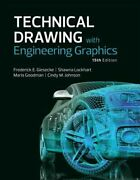 Technical Drawing With Engineering Graphics By Frederick E. Giesecke New
