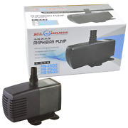 Submersible Water Pump Marine Freshwater Pond Fountain Pond Fountain Hydroponic
