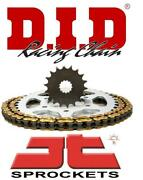 Triumph 900 Daytona T595 97-98 Did And Jt Chain And Sprocket Kit