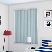 Complete Vitra Aqua Green Blackout Made To Measure Vertical Blind - Best Price