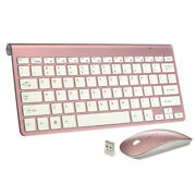 Wireless Mouse And Keyboard For Samsung Ue-55es8000 55 Inch 3d Led Lcd Smart Pk Hs