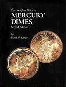 The Complete Guide Book To Us Mercury Dimes 2nd Edition Coin Collector Gift