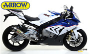 Full Exhaust System Arrow Competition For Bmw S 1000 Rr 15 19 Race Version