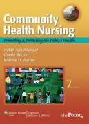 Community Health Nursing Promoting And Protecting The Public's Health Used