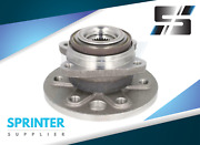 Sprinter Wheel Bearing Hub Abs For Rear Axle [x2] For Mercedes Dodge 2007 - 2017
