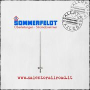 Sommerfeldt 226 Pole Catenary Simple Style Fs No Arms 5 Pieces