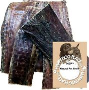 Hdp Beef Jerky Strips Dog Natural Chew Treat Made In Usa