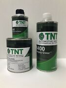 1 Quart -ready To Spray Paint With Clear For Chevy/gmc/pontiac/buick/cadillac