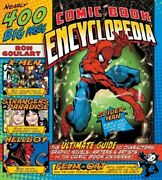 Comic Book Encyclopedia The Ultimate Guide To Characters, Graphic Novels, Used