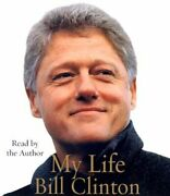 My Life By President Clinton, Bill Used Audiobook