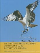 Second Atlas Of The Breeding Birds Of Maryland And The District Of Columbia New
