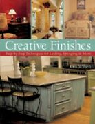 Creative Finishes Step-by-step