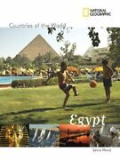 National Geographic Countries Of The World Egypt By Selina Wood New