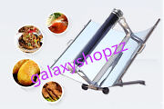 Bbq Grill Barbecue Tools Solar Energy Outdoor Portable Camping Equipment