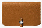 Hermes Duo Wallet Brand New And Genuine/authentic
