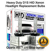 Int Shipping Heavy Duty D1s D1r Oem Hid Xenon Headlight Replacement Bulb X 2
