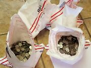 2 Bags= 200 Face Val Circulated Jefferson Nickels. Real Us Coins Copper/nickel