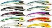 Nomad Maverick 140mm Poppers Fishing Lures Brand New @ Ottos Tw