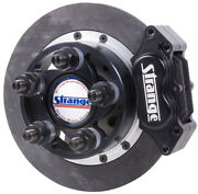 Pro Carbon Rear Brake Kit For Early Big Ford Ends 4-3/4 Bc 2.332 Offset