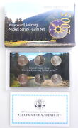 2005 Us Mint Westward Journey Nickel Series Coin Set W/ Box And Coa 6 Coins C1