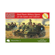 Ww2 Easy Assembly British Universal Carrier - Plastic Soldier Ww2v20007 - P3