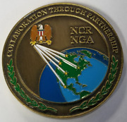 Nsa Nat'l Security Agency Ncr Nga National Geospatial-intelligence Agency Css