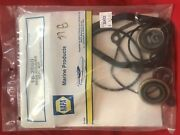 Nos 18-2660 Gear Housing Seal Kit Replaces Johnson/evinrude 396349
